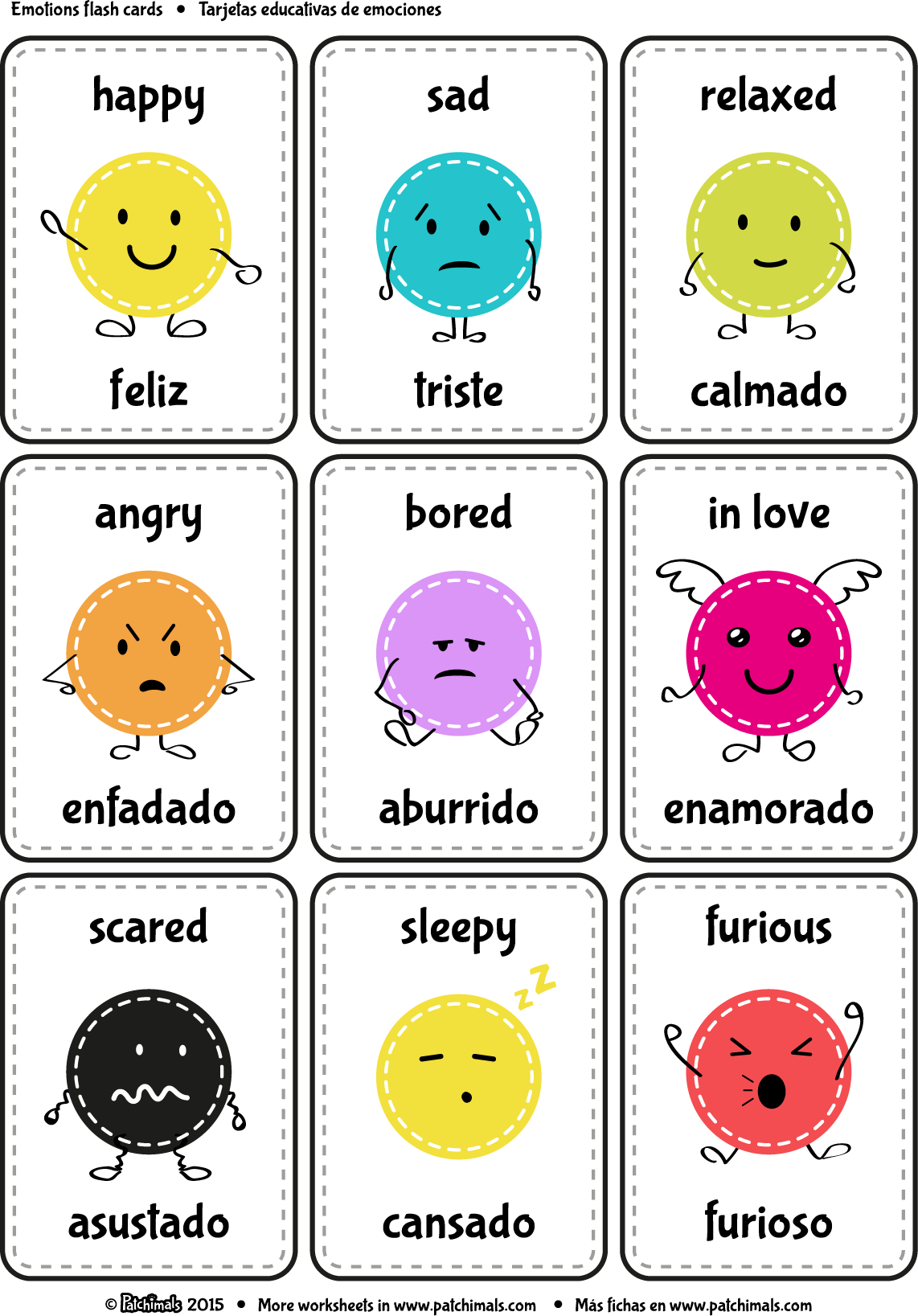 100 Number Coloring Pages In Spanish