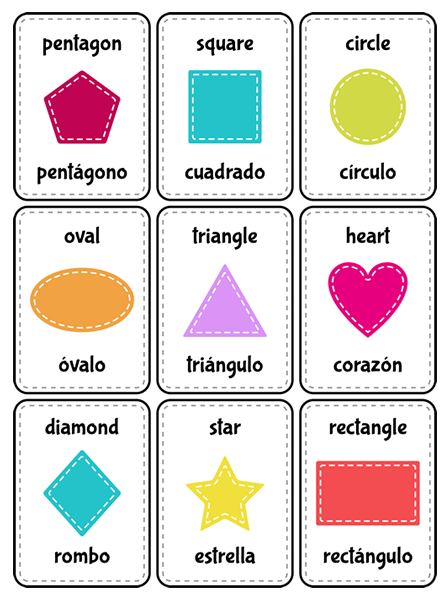 Invaluable image pertaining to free printable spanish flashcards