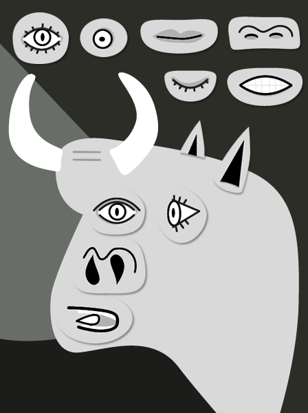Picasso: Bull